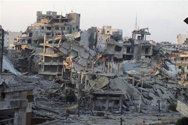 Homs, Sýria